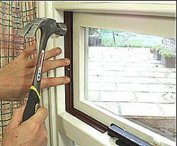 window draught proof