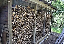 rhoddy wood stack